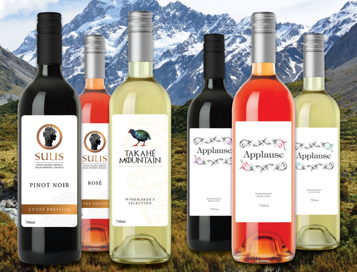 NEWS: Event Wine Solutions Launch New Premium Range
