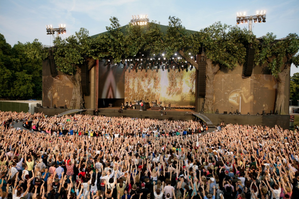 Event Wine Solutions + BST: Hyde Park