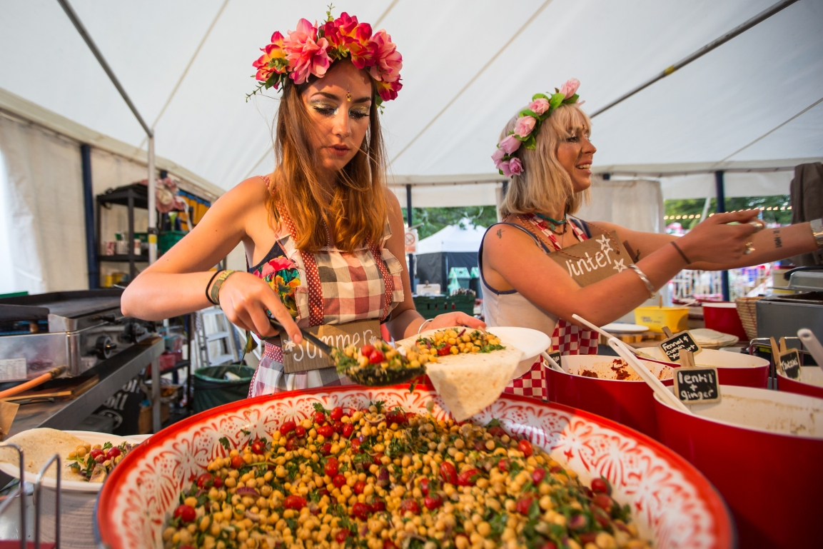 The Rise of Festival Fine Dining