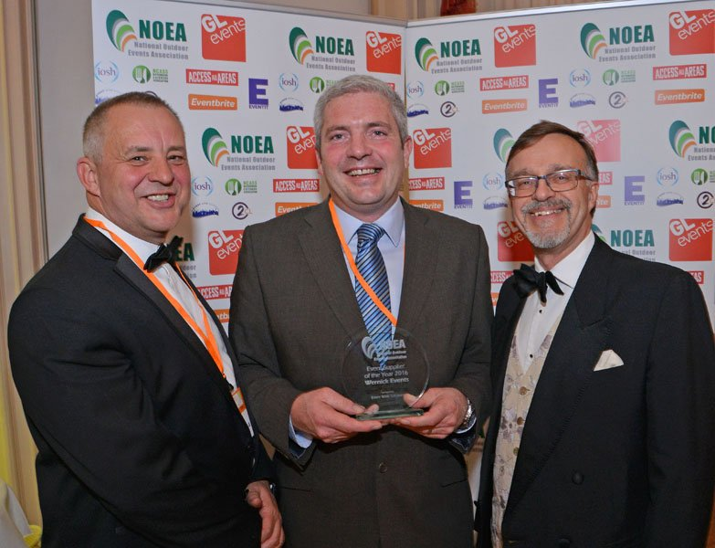 Event Wine Solutions to Sponsor NOEA Award